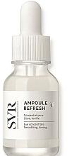 Profumi e cosmetici Concentrato levigante per contorno occhi - SVR Ampoule Refresh Eye Concentrate