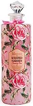 Profumi e cosmetici Schiuma da bagno - IDC Institute Scented Garden Luxury Bubble Bath Country Rose