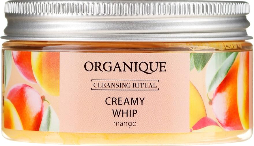 "Mousse schiuma corpo""Mango"" - Organique Cleansing Ritual Creamy Whip Mango"