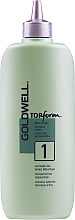 Profumi e cosmetici Lozione per permanente per capelli normali o fini - Goldwell Topform 1