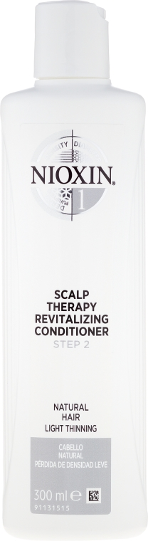 Condizionante idratante - Nioxin Thinning Hair System 1 Scalp Revitalizing Conditioner Step 2
