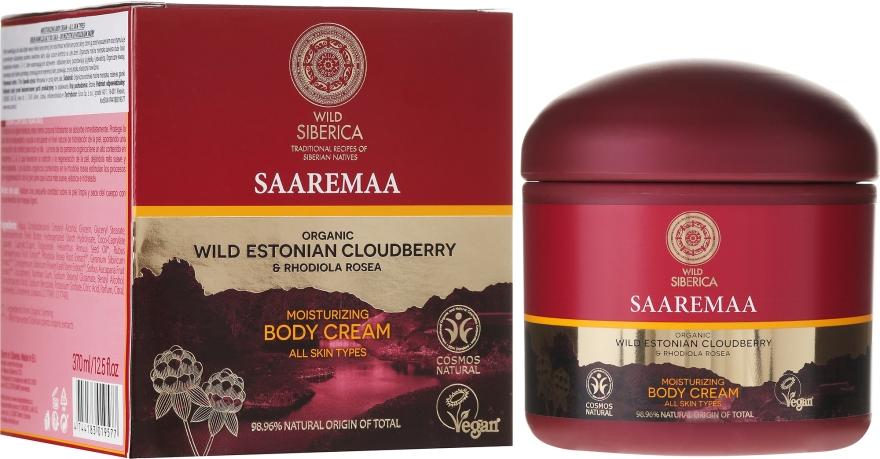 Crema corpo idratante - Natura Siberica Saarema Moisturizing Body Cream