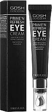 Profumi e cosmetici Crema contorno occhi - Gosh Donoderm Eye Cream
