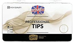 Profumi e cosmetici Tip trasparenti, lunghe - Ronney Professional Tips