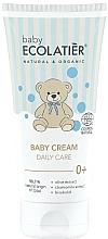 """Profumi e cosmetici Crema per bambini """"Cura quotidiana"""" - Ecolatier Baby Daily Care"""