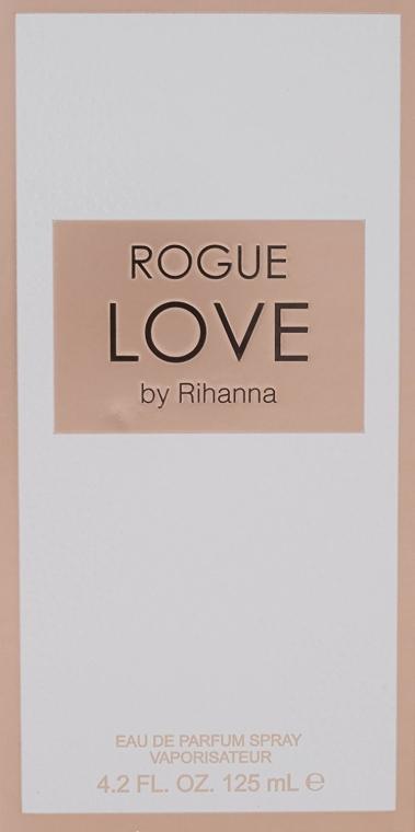 Rihanna Rogue Love - Eau de Parfum — foto N3