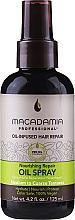 Profumi e cosmetici Olio spray per capelli - Macadamia Professional Nourishing Repair Oil Spray