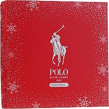 Profumi e cosmetici Ralph Lauren Polo Red - Set (edp/125ml + edp/40ml)