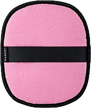 "Profumi e cosmetici Panno esfoliante, rosa, ""Nudy & Shy"" - Makeup Exfoliating Washcloth"