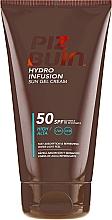 Profumi e cosmetici Gel solare corpo - Piz Buin Hydro Infusion SPF 50