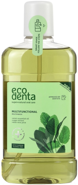 Collutorio - Ecodenta Multifunctional Mouthwash