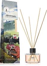 """Profumi e cosmetici Diffusore di aromi """"Mela del paradiso di Podhale"""" con bastoncini - Allverne Home & Essences Diffuser"""