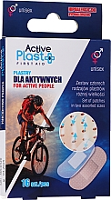Profumi e cosmetici Set cerotti - Ntrade Active Plast First Aid For Active People Patches