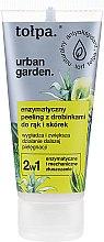 Profumi e cosmetici Peeling enzimatico per mani e cuticole - Tolpa Urban Garden Enzymatic Peeling For Hands & Cuticles