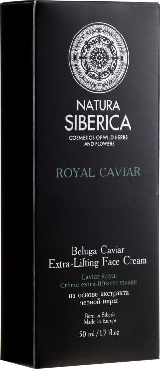 Crema viso rassodante - Natura Siberica Absolut Beluga Cavia Extra-Lifting Face Cream