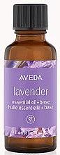 Profumi e cosmetici Olio aromatico - Aveda Essential Oil + Base Lavender