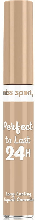 Concealer - Miss Sporty Perfect To Last 24h Long Lasting Liquid Concealer