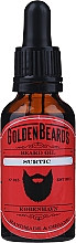 "Profumi e cosmetici Olio da barba ""Surtic"" - Golden Beards Beard Oil"