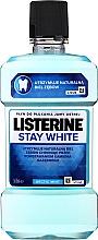 """Profumi e cosmetici Collutorio """"Denti bianchi"""" - Listerine"""