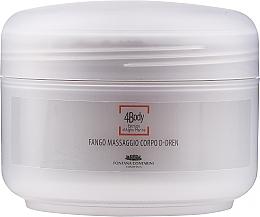 Profumi e cosmetici Fango da massaggio corpo alle alghe - Fontana Contarini 4Body Seaweed D-Dren Body Massage Mud