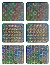 Profumi e cosmetici Adesivi per nail design, 3707 - Neess Patternness