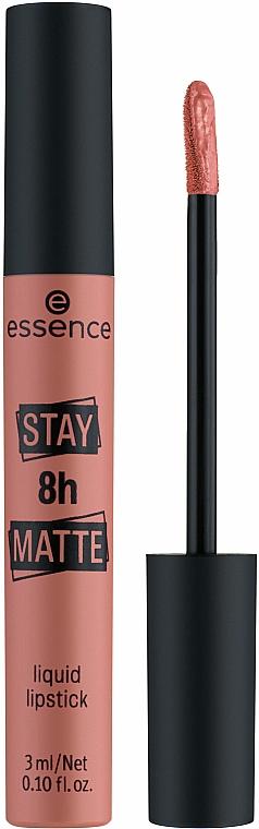 Rossetto liquido - Essence Stay 8H Matte Liquid Lipstick