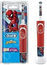 Profumi e cosmetici Spazzolino elettrico - Oral-B Vitality Kids Spiderman