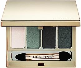 Profumi e cosmetici Palette ombretti 4 colori - Clarins 4-Colour Eyeshadow Palette