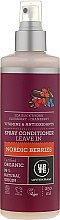 """Profumi e cosmetici Balsamo spray per capelli """"Bacche del Nord"""" - Urtekram Nordic Berries Spray Conditioner Leave In"""