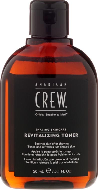 Lozione dopobarba - American Crew Revitalizing Toner