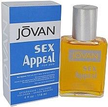 Profumi e cosmetici Jovan Sex Appeal - Lozione dopobarba