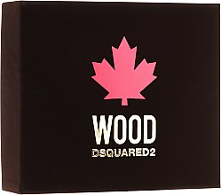 Profumi e cosmetici Dsquared2 Wood Pour Homme - Set (edt/50ml + sh/gel/50ml + ash/b/50ml)
