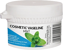 Profumi e cosmetici Crema viso - Pasmedic Cosmetic Vaseline Mint