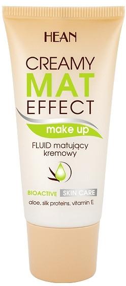 Fondotinta fluido opacizzante - Hean Creamy Mat Effect