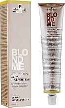 Profumi e cosmetici Crema colorante schiarente per capelli biondi - Schwarzkopf Professional BlondMe Hi-Lighting
