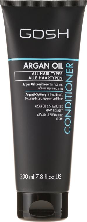 Condizionante per capelli all'olio di argan - Gosh Argan Oil Conditioner — foto N1