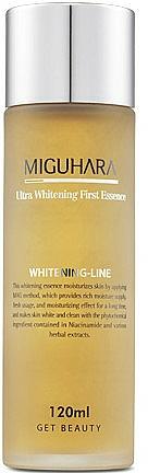 Essenza viso illuminante - Miguhara Ultra Whitening First Essence