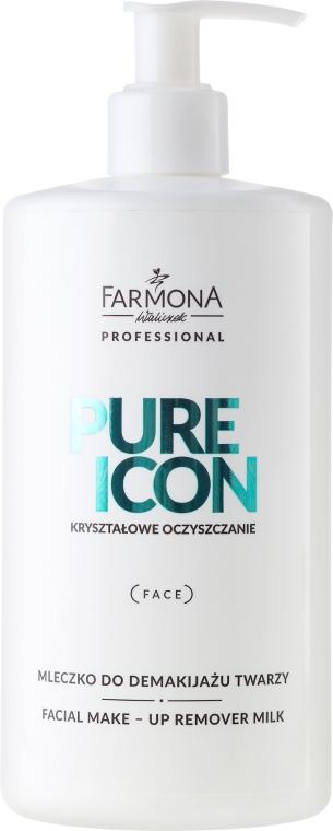Latte struccante - Farmona Professional Pure Icon Facial Make-up Remover Milk — foto N1