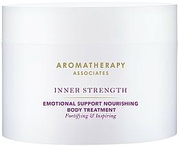 Profumi e cosmetici Crema corpo nutriente - Aromatherapy Associates Inner Strength Emotional Support Nourish Body Treatment