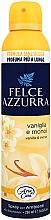 Profumi e cosmetici Deodorante per ambienti - Felce Azzurra Vaniglia e Monoi Spray