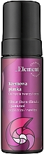 Profumi e cosmetici Schiuma detergente viso - _Element Snail Slime Filtrate Creamy Foam For Face Care