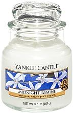 "Profumi e cosmetici Candela profumata ""Gelsomino notturno"" - Yankee Candle Midnight Jasmine"