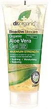 "Profumi e cosmetici Gel corpo ""Aloe"" - Dr. Organic Bioactive Skincare Organic Aloe Vera Gel"