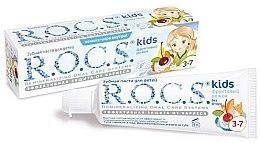 """Profumi e cosmetici Dentifricio """"Cono di frutta"""" - R.O.C.S. Kids"""