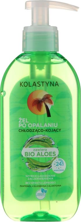 Gel doposole calmante - Kolastyna Cooling -Soothing gel After Sunbathing