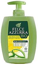 "Profumi e cosmetici Sapone liquido ""Aloe and Lemon"" - Felce Azzurra BIO Aloe Vera & Lemon Liquid Soap"