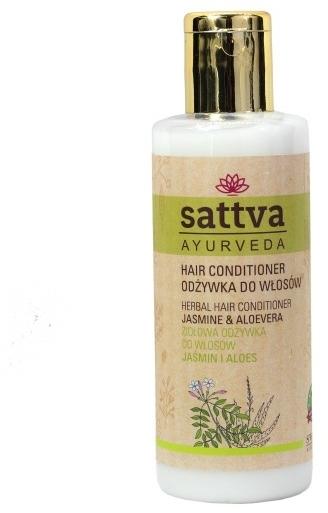 Condizionante capelli - Sattva Conditioner Jasmine Aloe Vera — foto N1