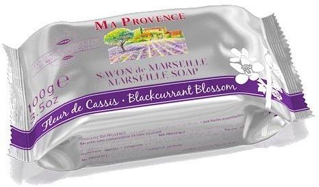 """Sapone di Marsiglia """"Ribes nero"""" - Ma Provence Marseille Soap"""