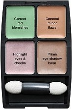 Profumi e cosmetici Palette corretori - NYC Perfect & Reflect Complete Foundation Kit-choose Your Color!