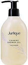 Profumi e cosmetici Gel doccia lenitivo con estratto di lavanda - Jurlique Calming Shower Gel Lavender